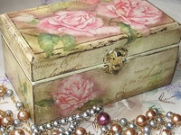 ❤❤❤ ~ Beautiful Boxes and Tins of All Sorts ~ ❤❤❤