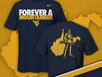 For all the Mountaineer fans who bleed gold and blue:  Great moments and memorable personalities in WVU sports.