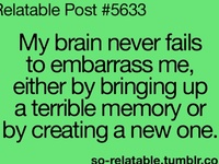 Because I can closely relate to these situations!