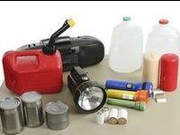 Emergency Preparedness and Food Storage