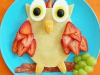 Healthy and fun ideas for school lunch boxes, snacks and meals.