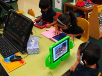 When working with young children, our digital natives, teachers must purposefully plan for technology integration.