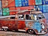 kombi ou VW Bus