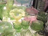 Depression Glass and Other Favorites