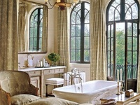 Crazy about Romantic Bathrooms!