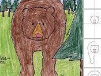 Aqil likes to draw