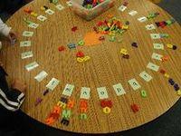 An important part of my life as a kindergarten teacher!