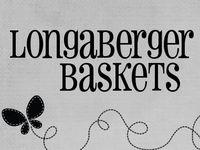 I love baskets especially Longaberger. I have a huge collection. ❤️