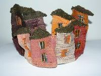 ♥ Tapestry, weavings, textile arts, fiber play, yarn fun...