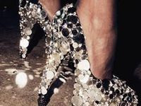 """""""A woman with good shoes is never ugly"""" -Coco Chanel"""