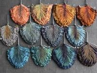 All kinds of things done with fibers, fabric and yarn