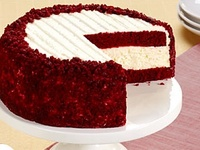 Everything to do with Red Velvet. This is my favorite flavoring. My mom used to make me a red velvet cake from scratch every year for my birthday. It was an old southern recipe and oh so good. Red Velvet brings back wonderful memories.