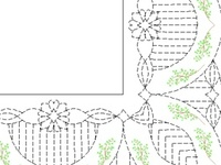 Quilts - Finishing and Motif Ideas