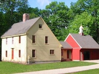 Saltboxes (and other historic style houses)
