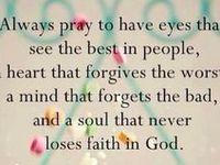 to believe