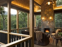 Porches, Patios, and Swings