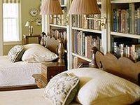 Dining, Sleeping & Bathing with Books...