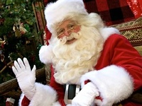 CHRISTMAS---SANTA CLAUS IS COMING TO TOWN!