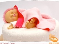 Cakes - Babies & baby shower