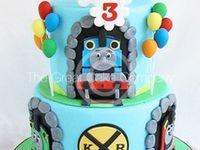 Thomas Train Birthday