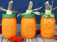 Fall decorating and craft ideas