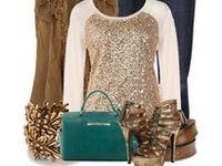 Glitter, fashion, bags, ect...