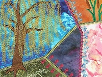 Embroidery & Crazy Quilts