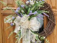 Wreath Inspirations - Misc.