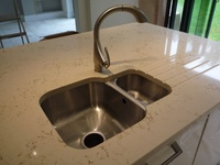 Granite Kitchen Worktop Covers : 1000+ images about Kitchen and Bathroom Worktop Examples on Pinterest