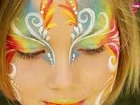 le face painting
