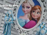 Olivia's Frozen {5th} Birthday