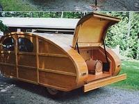 Things that would repair, enhance, or inspire vintage travel trailer genre.