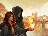 Magic, fantasy, mythology and alike