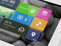 UI UX Design / Beautiful user interface and user experience designs and its elements