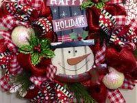 Ambientación, decoraciones y manualidades de navidad.