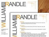 Resume designs to grab an employer's attention and career advice