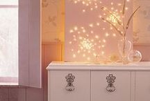 Baby Girl's rooms / by Heather Burdette