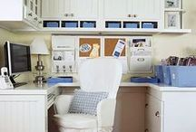 Decor - Home Office / by Red Huntress