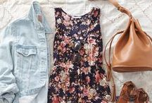 Spring/Summer Style & Flare   Ladies / Some thoughts for your wardrobe