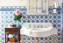 Bathroom / by Harriet Maxwell