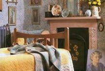 Bedroom / by Harriet Maxwell