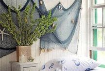 Coastal & Nautical Decor / It doesn't matter where you live, the ocean and it's magic can always be with you!