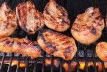 We got a grill!
