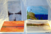 What We're Selling~ Note Cards~ Handcrafted / by Mary Schneider
