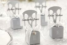 Wedding Favour boxes and Bags / Wedding Favour boxes and Bags by Think Favours