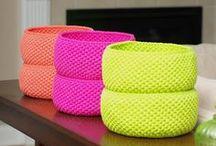 crochet / by Heather Burdette