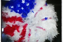 Patriotic Pins / patriotic crafts, clothing, and recipes perfect for the 4th of July & Memorial Day / by Navy Wifey Peters   USS Crafty