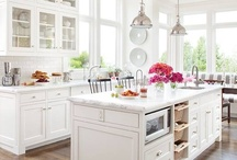 Kitchens / The heart of the home should be beautifully designed and lived in!