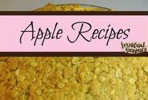 Apple Recipes / All recipes are apple related