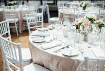 Guest Tables & Linens